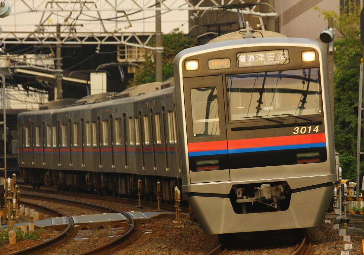 京成千葉線のちはら台まで特急を走らせる